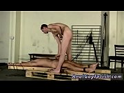 Gay bondage male nude boy naked xxx Theo lays nude and restrained,