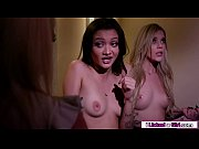 3 hot babes eating each others cunt