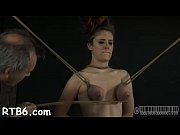 Beauty receives excruciating pain pleasures from dominant