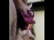 Jerking on Wife Close friend panty with Kannada... she is so hot and nice smell on panty