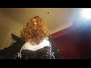 I want to star in a tranny fetish porn video