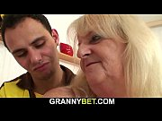 He picks up 60 years old woman