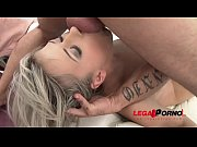 Ria Sunn intense 4on1 anal fucking with DAP &_ double pussy fucking